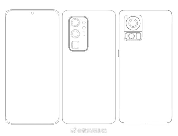 Эскизы демонстрируют отмененный дизайн серии Xiaomi Mi 11