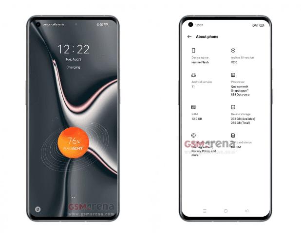 Realme Flash станет первым Android-смартфоном с поддержкой магнитной беспроводной зарядки