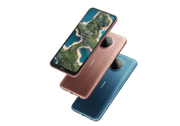 Nokia работает над новым телефоном серии G