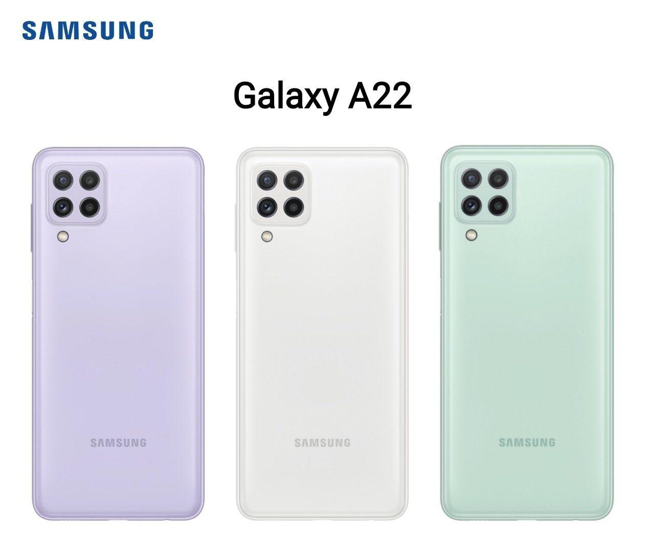 Утечка цен на Samsung Galaxy A22 5G для Индии