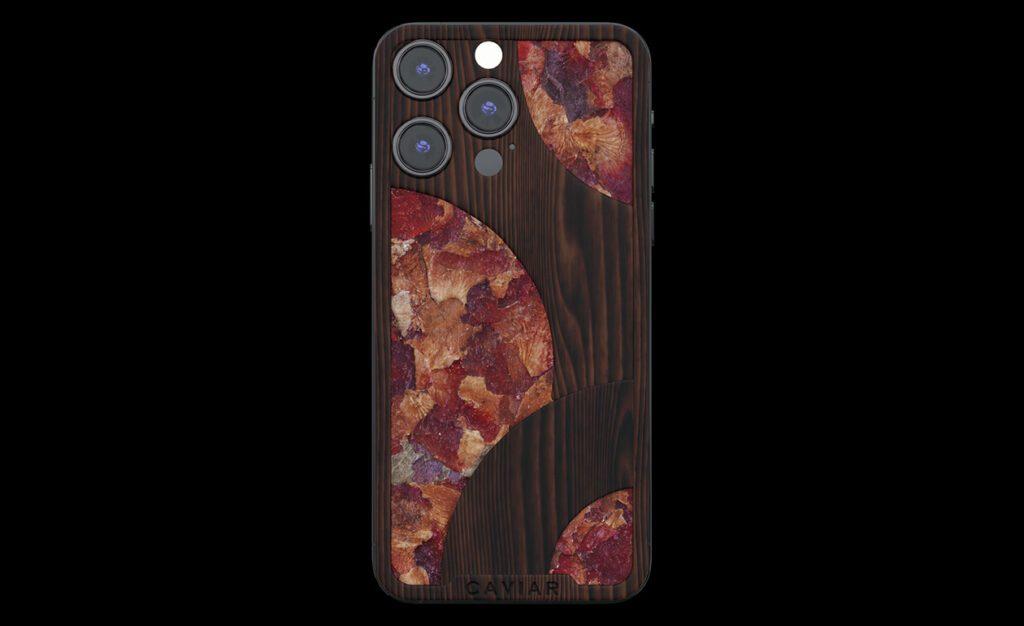 Российская Caviar анонсировала iPhone 13 Pro Eco с ароматом кофе, ванили и цветов