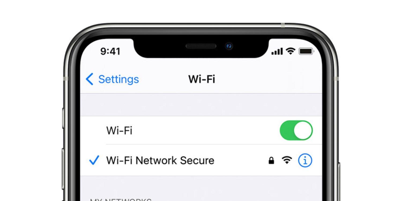 Было обнаружено имя точки доступа, которое может лишить iPhone возможности использовать Wi-Fi