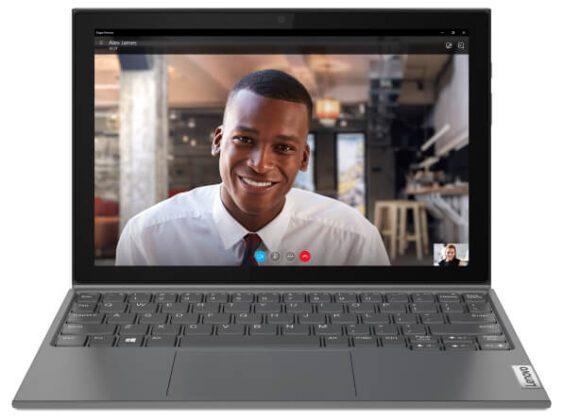 Съемные планшеты Lenovo Yoga Duet 7i и IdeaPad Duet 3 выпущены в Индии