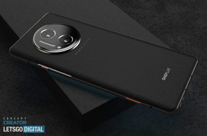 OnePlus 10 Pro Concept представила камеру Hasselblad с Bionic Lens