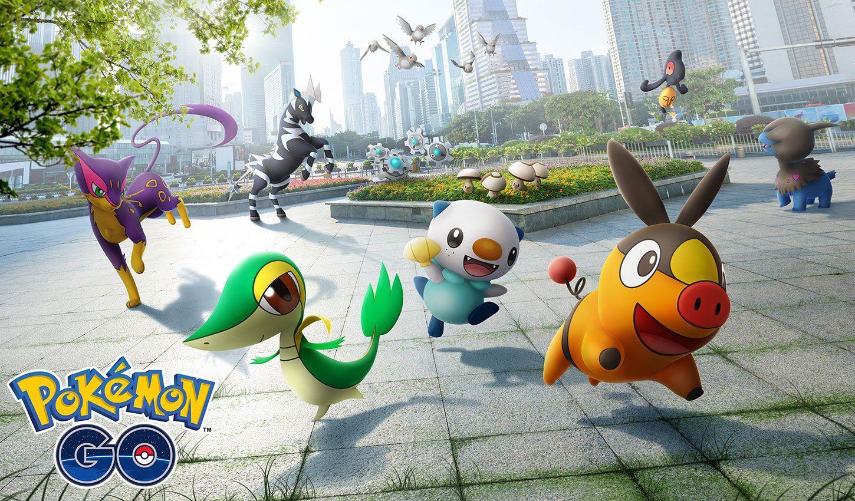 Pokémon GO получил доход в 5 миллиардов долларов с момента его выпуска в июле 2016 года