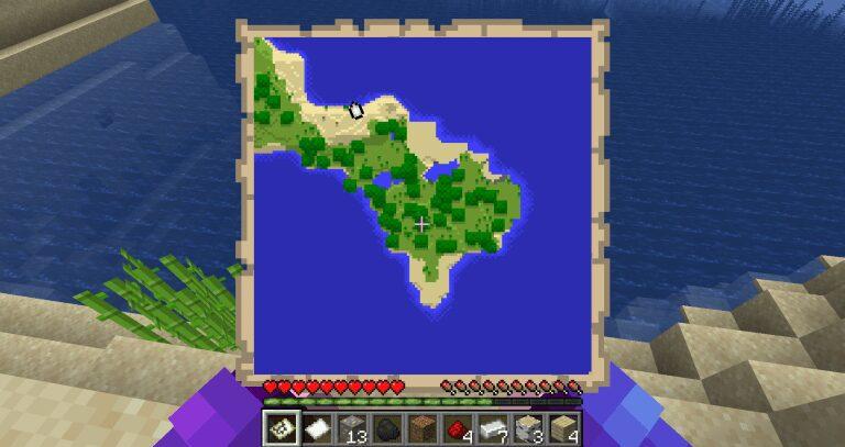 Как сделать карту в Майнкрафте: пошаговая инструкция