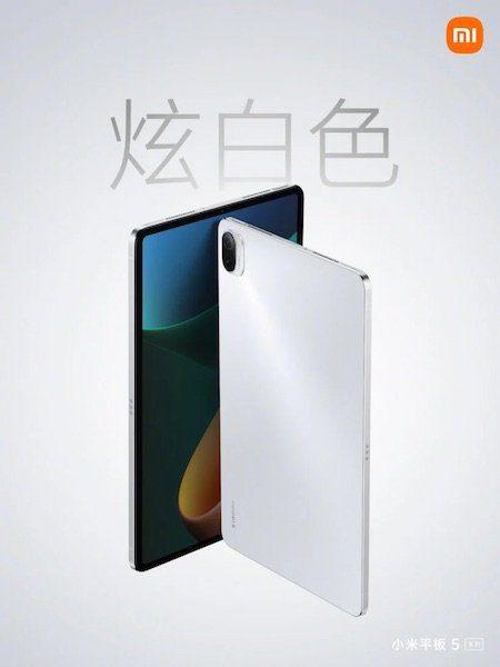 Компания Xiaomi официально представила планшеты Mi Pad 5 и Mi Pad 5 Pro