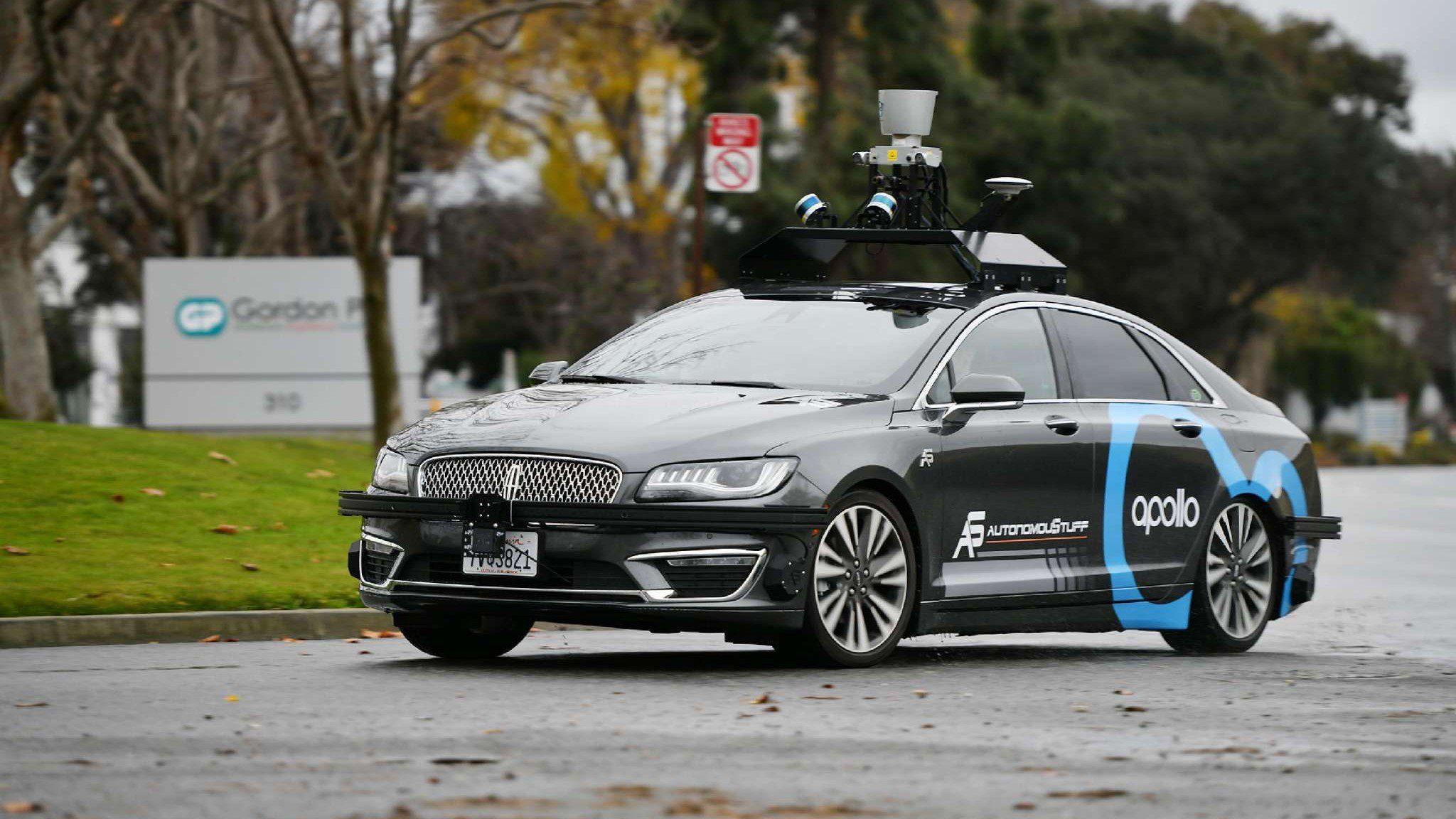 Генеральный директор Baidu раскрыл свою футуристическую концепцию автономного вождения Robocar