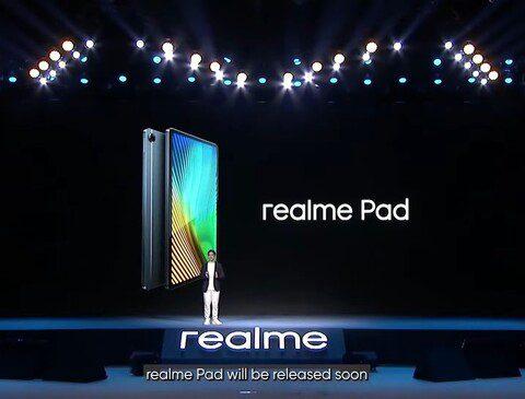 Утечка показала, что у Realme Pad будет процессор Helio G80