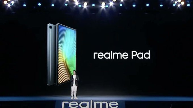 Объявлена дата запуска Realme Pad