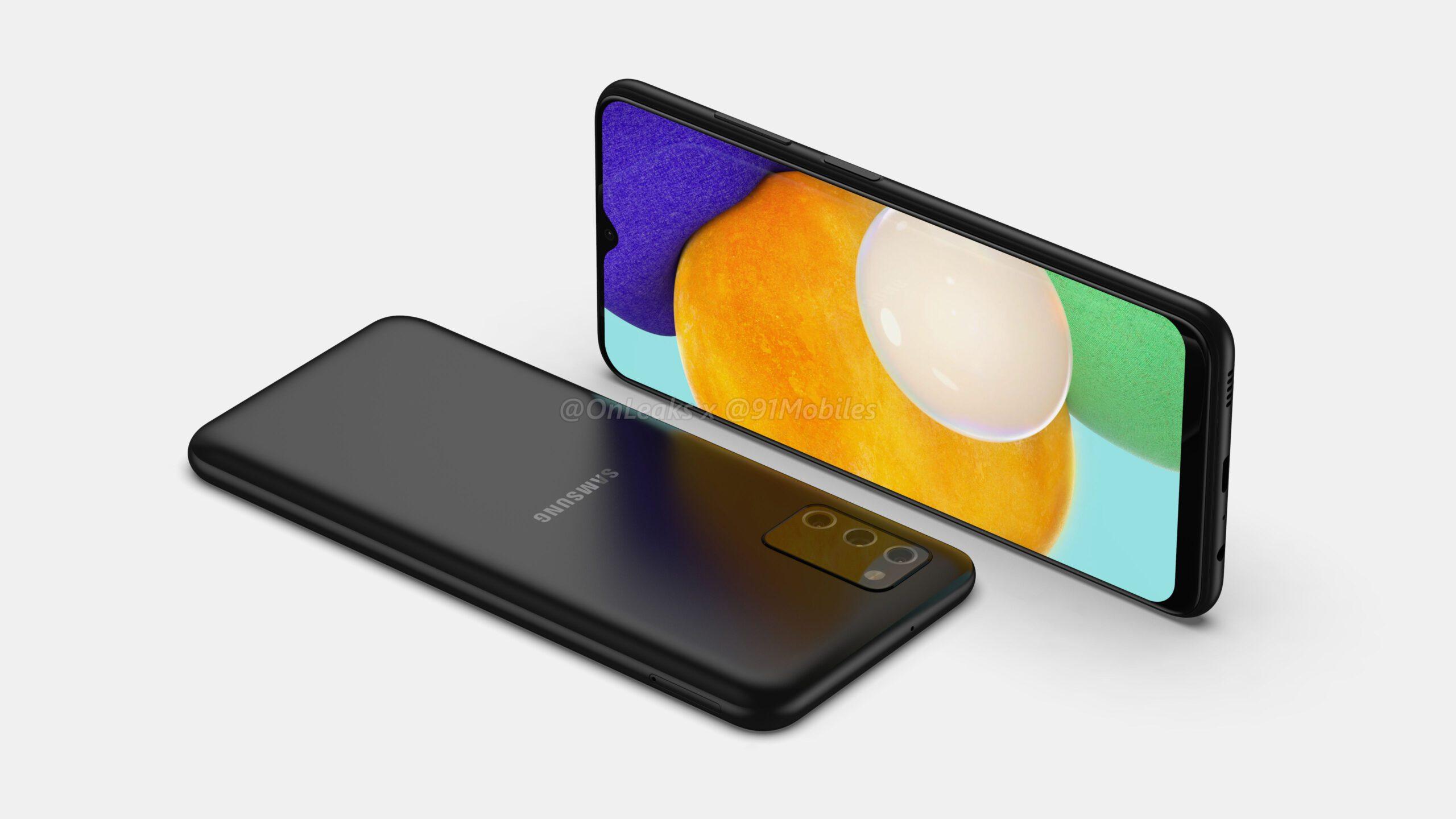 Запуск Samsung Galaxy A03s неизбежен