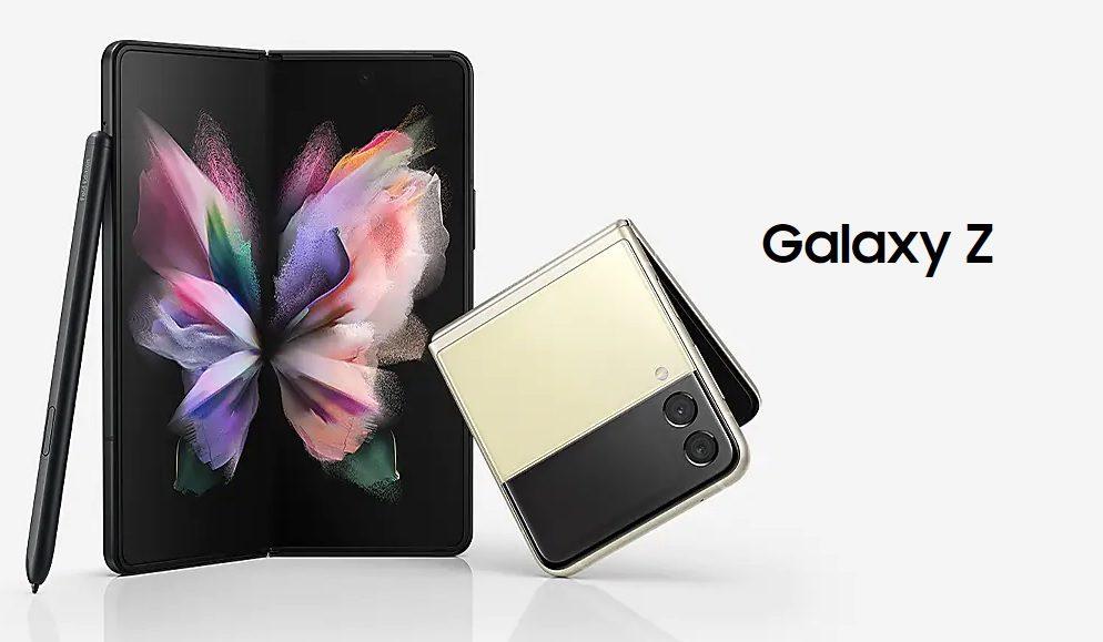 Samsung объявила дату запуска Galaxy Z Fold3 и Z Flip3 в Индии