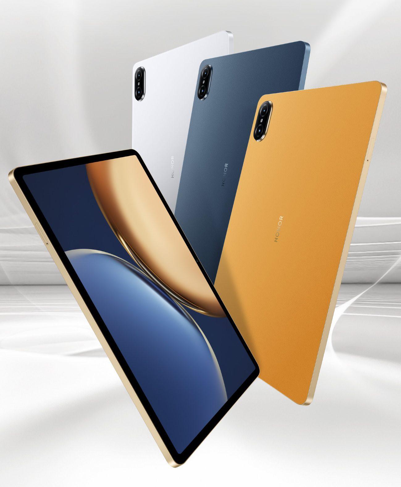 Honor Tab V7 Pro теперь доступен для покупки в Китае