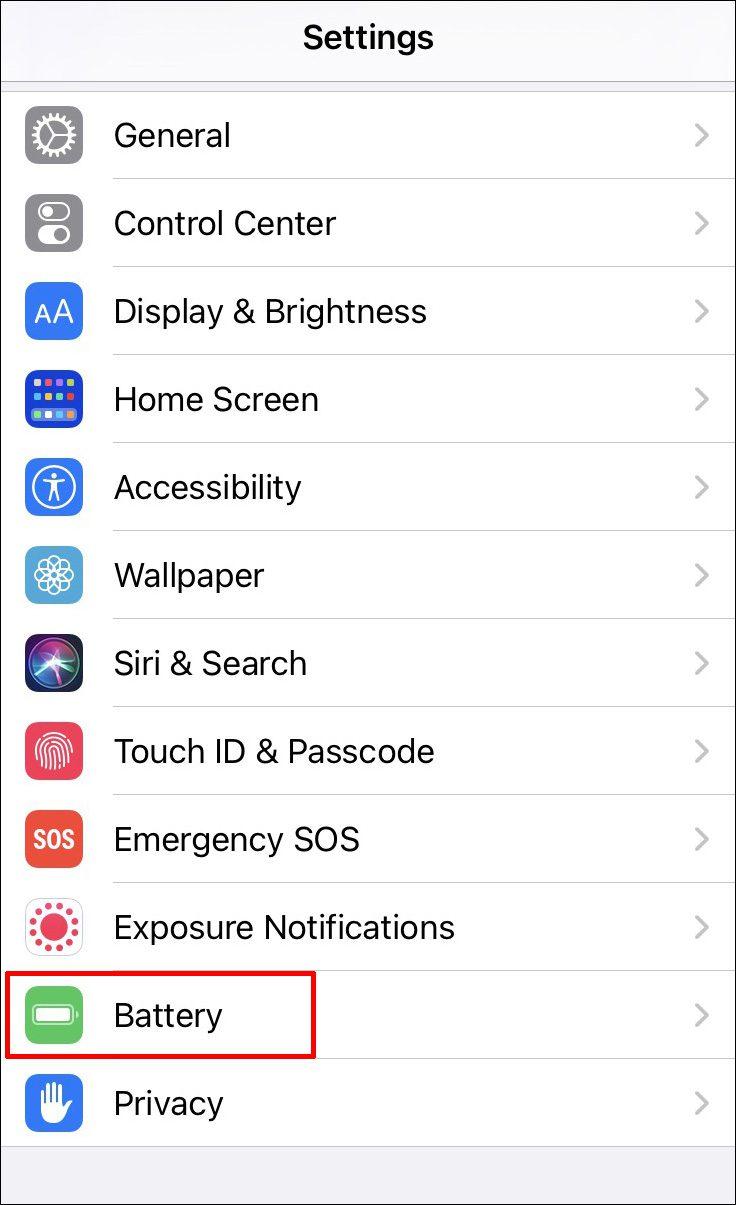 Как проверить батарею на айфоне?
