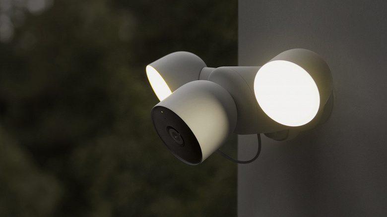Представлено новое поколение камер наблюдения и «умных» звонков Google Nest
