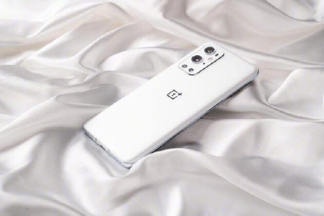 OnePlus раздает единственную цветовую модель OnePlus 9 Pro White