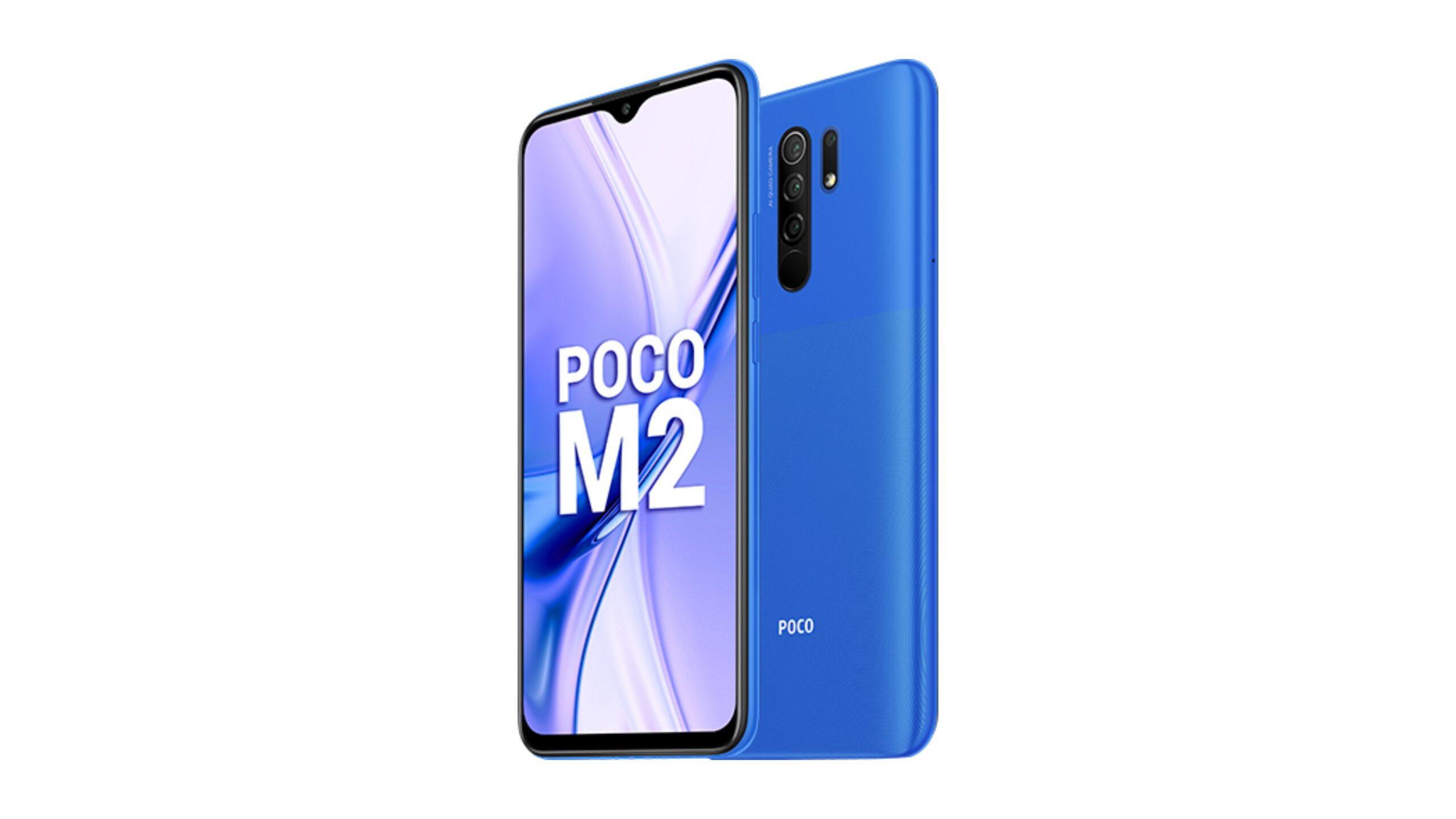 POCO M2 и Redmi 9 Prime получат обновление MIUI 12.5 на базе Android 11 в Индии
