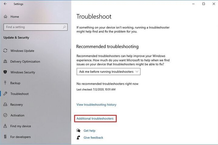 Как исправить ошибку Microsoft Store 0x80070005 в Windows 10