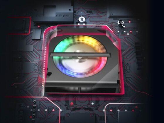 Nubia поделилась еще одним тизером своего грядущего игрового смартфона Red Magic 6S Pro
