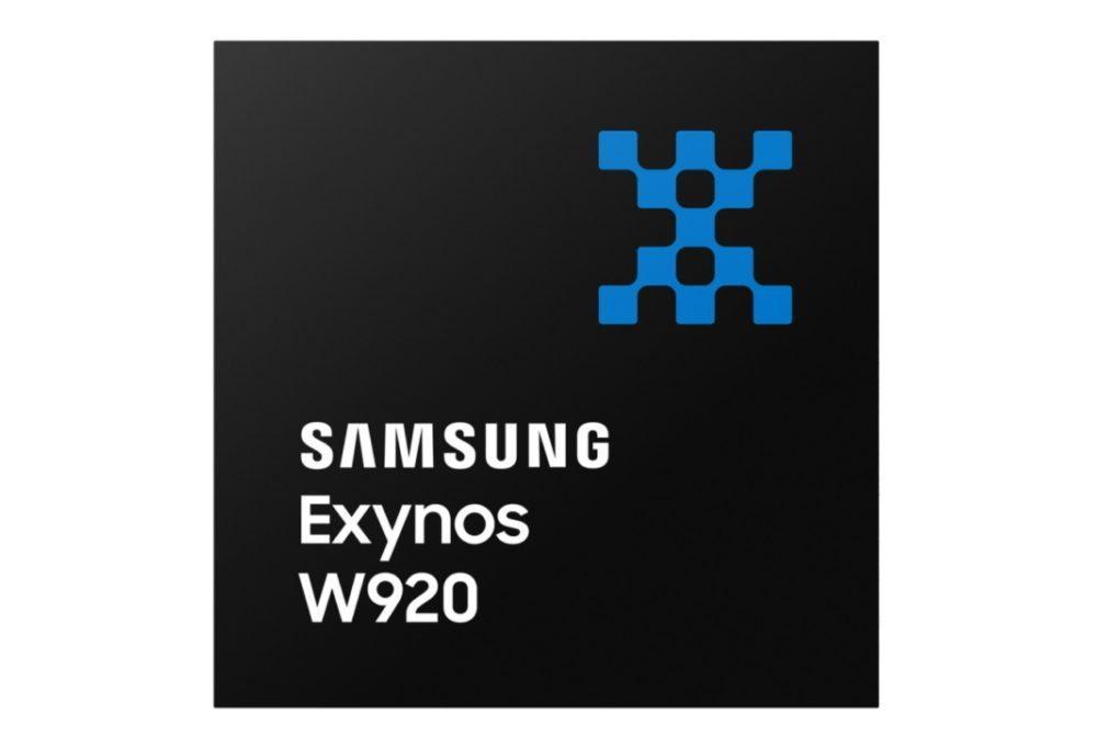 Чипсет Samsung Exynos W920 для носимых устройств официально выпущен