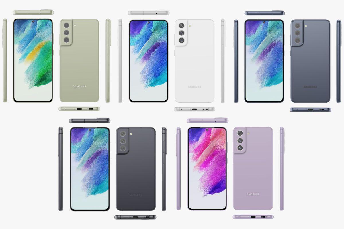 Samsung Galaxy S21 FE может выйти 8 сентября