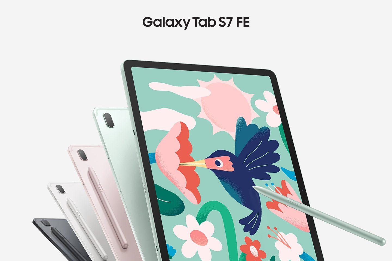 Вариант Samsung Galaxy Tab S7 FE с Wi-Fi скоро появится в Индии