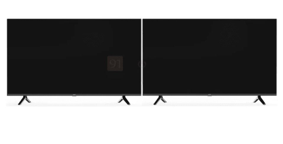 Acer готовится к запуску в сентябре своих будущих Smart TV в Индии