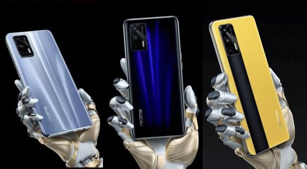 Модельный ряд Realme GT заменит Realme X Series