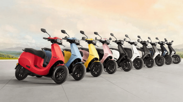 Электросамокаты Ola S1 и S1 Pro запущены в Индии