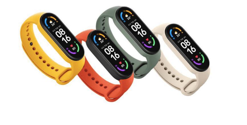 Xiaomi Mi Band 6 NFC скоро дебютирует на европейских рынках