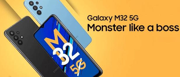 Компания Samsung анонсировала в Индии смартфон среднего класса Galaxy M32 5G. Основные функции нового телефона серии M включают Dimensity 720, который поддерживает 12 диапазонов 5G, 48-мегапиксельные четырехъядерные камеры и большую батарею. Характеристики и особенности Samsung Galaxy M32 5G Галактики М32 5G имеет 6,5-дюймовый ЖК - панель с Infinity-V паз. Он предлагает разрешение HD + 720 x 1600 пикселей, соотношение сторон 20: 9 и частоту обновления 60 Гц. В вырезе дисплея находится 13-мегапиксельная селфи-камера. Система задней камеры M32 5G включает 48-мегапиксельную основную камеру, 8-мегапиксельную сверхширокую камеру с углом обзора 123 градуса, 5-мегапиксельную макро-камеру и 2-мегапиксельную линзу для увеличения глубины резкости. Плакат Samsung Galaxy M32 5G Samsung Galaxy M32 5G В Dimensity 720 наборов микросхем полномочия устройства до 8 Гб оперативной памяти. Для хранения он предлагает до 128 ГБ встроенной памяти и медленное выделенное хранилище. Он поставляется с ОС Android 11 на базе One UI 3.1. Южнокорейская компания подтвердила, что будет получать обновления ОС в течение двух лет. M32 5G оснащен аккумулятором емкостью 5000 мАч, который поддерживает зарядку 15 Вт через USB-C. Он предлагает другие функции подключения, такие как поддержка двух SIM-карт, 5G / 4G, Wi-Fi 802.11ac, Bluetooth 5.0, GPS и разъем для наушников 3,5 мм. Что касается конструкции устройства, то оно имеет защиту Gorilla Glass 5 спереди и поликарбонатную заднюю панель. Подводя итог, можно сказать, что Galaxy M32 5G появился как обновленная версия Galaxy A32 5G, которая дебютировала на других рынках в начале этого года .