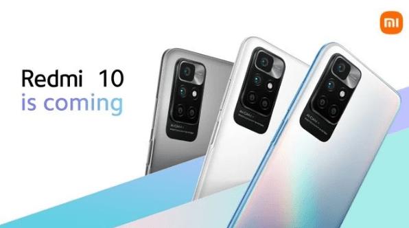 Xiaomi сообщила о скором прибытии Redmi 10