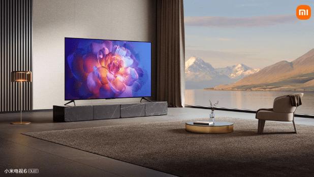 Xiaomi запустила Mi TV 6 OLED в Китае