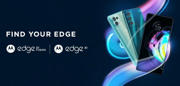 Просочились цены на Motorola Edge 20 Fusion для Индии