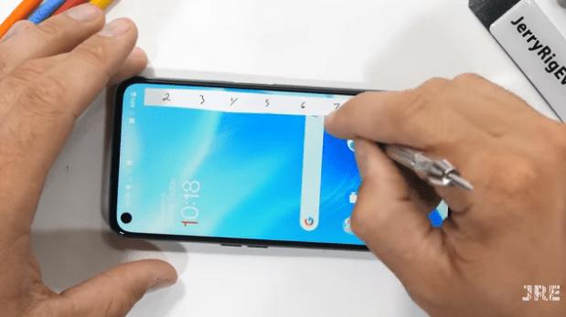 Бюджетный смартфон OnePlus Nord N200 прошёл тест на прочность