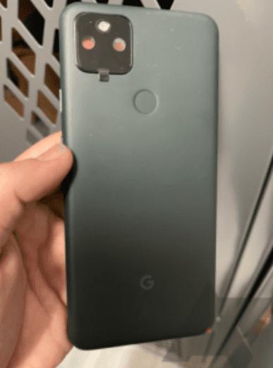 Стали известны возможные характеристики Google Pixel 5a