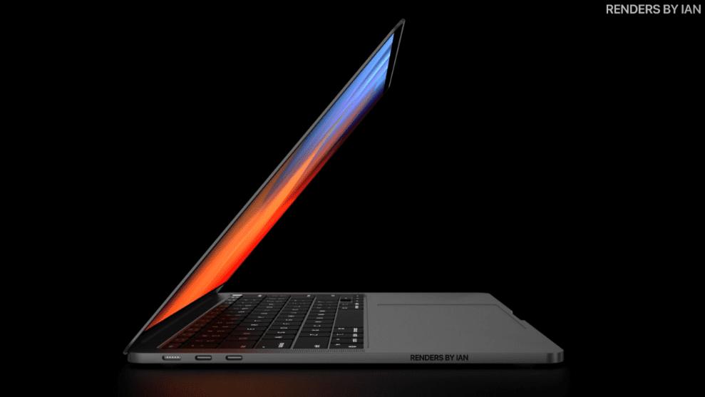 Предстоящий MacBook Pro от Apple фигурирует в документах EEC