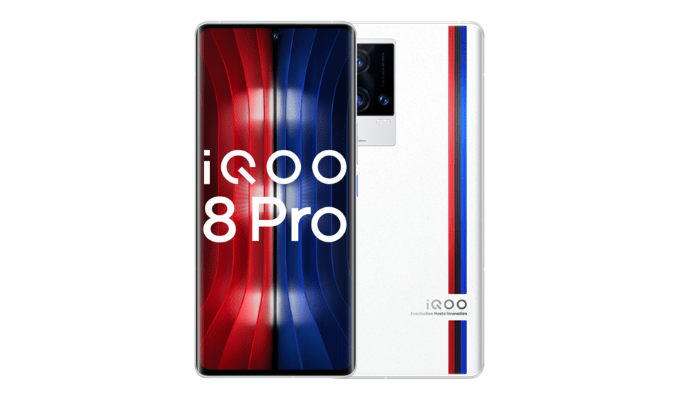 Экран iQOO 8 Pro E5 LTPO OLED получил награду DisplayMate за лучший дисплей для смартфонов