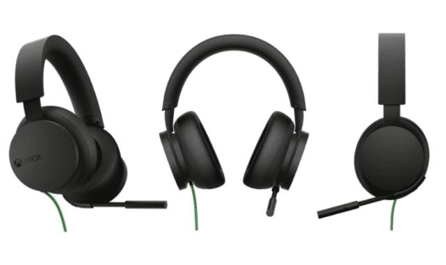 Беспроводная гарнитура Xbox получит более дешевую проводную версию