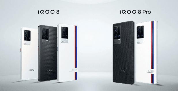 Запуск iQOO 8 в Индии ожидается в сентябре