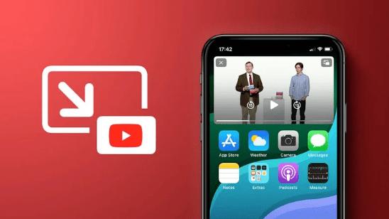 """Подписчики YouTube Premium теперь могут использовать iOS """"Картинка в картинке"""""""