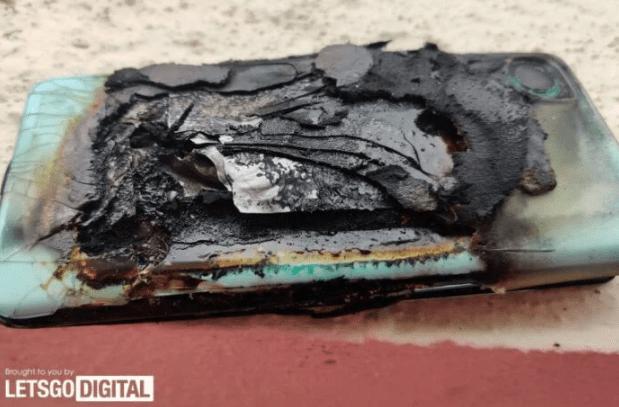 Устройство OnePlus Nord 2 взорвалось в Индии