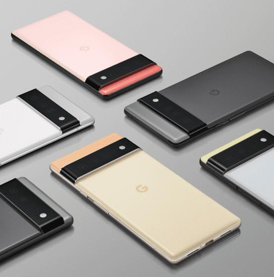 Google Pixel 6 получит 5-нм чипы Tensor производства Samsung