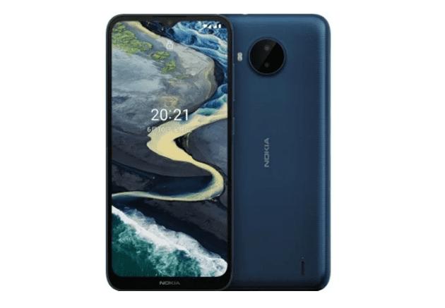 Телефон начального уровня Nokia C20 Plus запущен в Индии