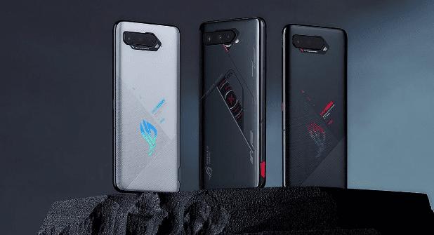 Серия ASUS ROG Phone 5s с процессором Snapdragon 888+ появится в Китае 18 августа