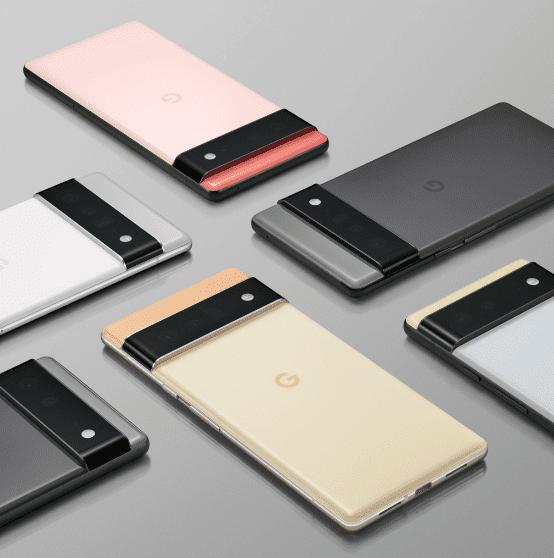 Смартфоны серии Google Pixel 6 будут поставляться без зарядного устройства в комплекте