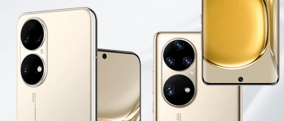 Объявлены цены на ремонт Huawei P50 Pro