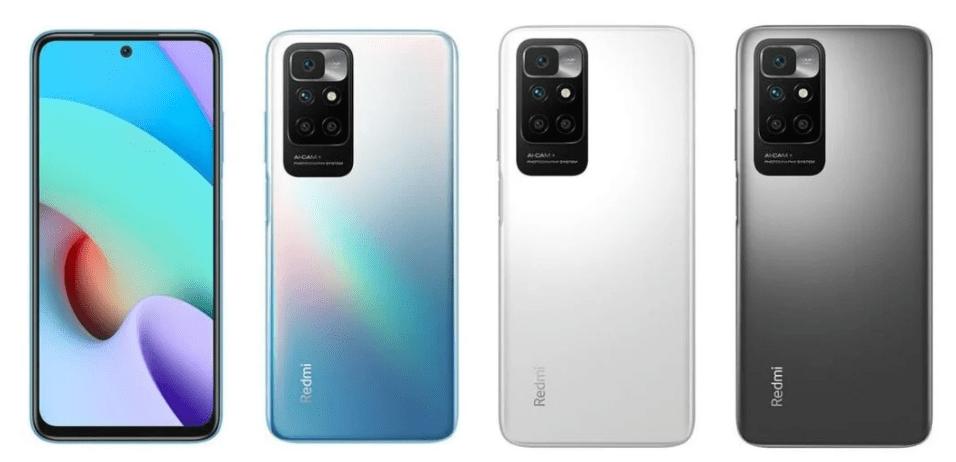 Redmi 10 сертифицирован NBTC как смартфон с поддержкой 4G
