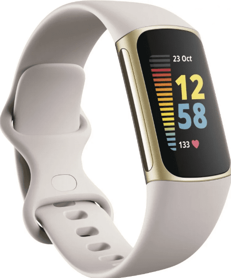 Просочились рендеры Fitbit Charge 5