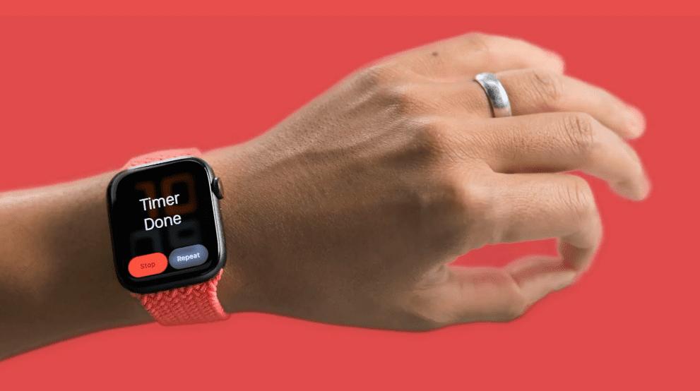 Apple работает над инновационным датчиком гидратации для Apple Watch